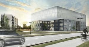 CORTEX PARK ODENSE - creo arkitekter