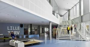 NORDSTJERNESKOLEN & SVØMMEHAL HELSINGE - creo arkitekter